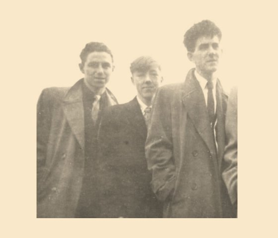 Eddie kelly Jackie Mc Nair and 2 friends ??